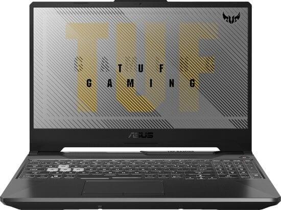 ASUS TUF Gaming FX506IV-BQ123T voorkant