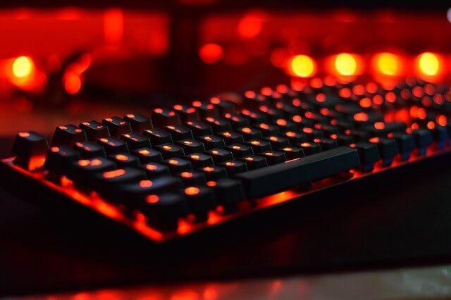 beste gaming toetsenbord