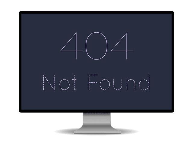 Websites worden niet geopend